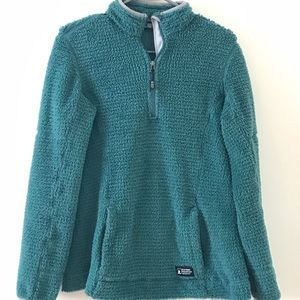 Eastern Mountain Sports 1/4 zip up